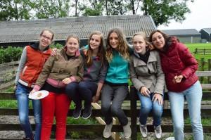 Tienerkamp 2014: Koning/Slaaf
